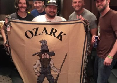 2016 Randy Rogers Band Hillbillies Blanket